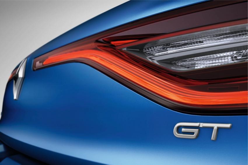 Renault Megane GT – 1.6L turbo, 205 PS hot hatch Image #735796