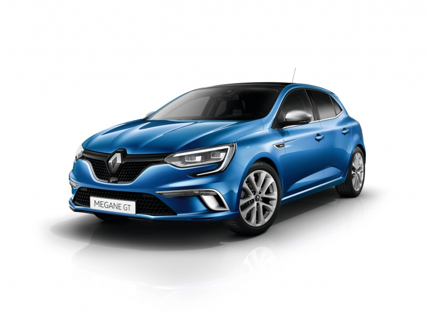 Renault Megane GT – 1.6L turbo, 205 PS hot hatch Image #735744