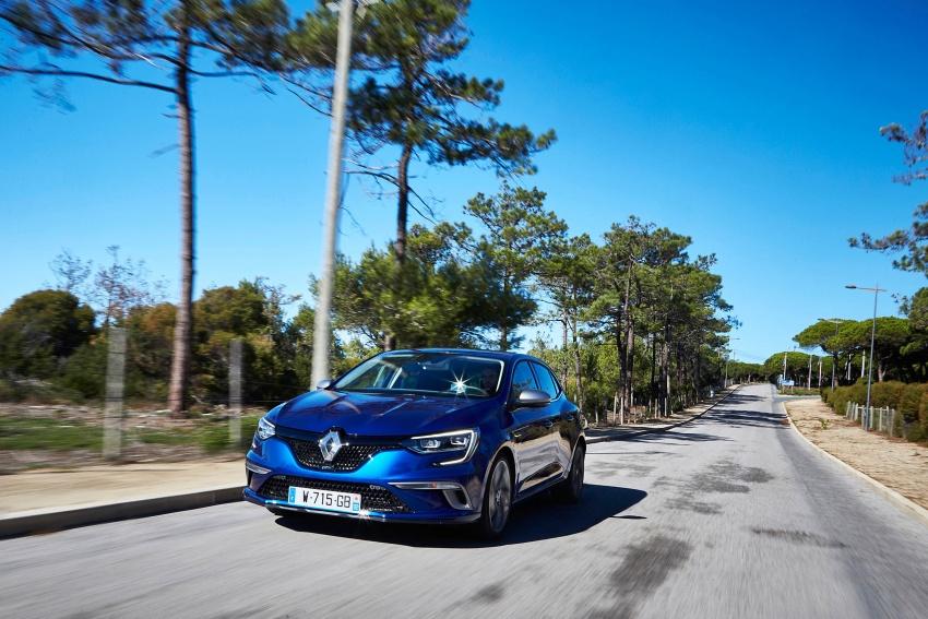 Renault Megane GT – 1.6L turbo, 205 PS hot hatch Image #735746