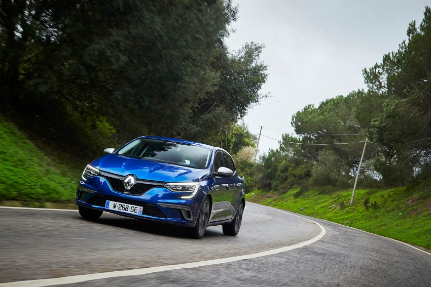 Renault Megane GT – 1.6L turbo, 205 PS hot hatch Image #735748