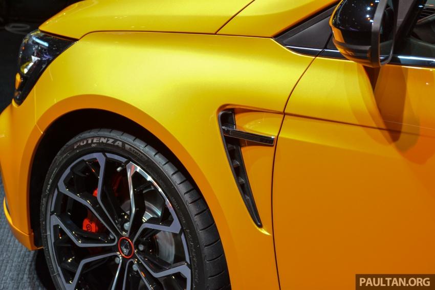 Tokyo 2017: Renault Megane RS – 280 hp hot hatch Image #732411