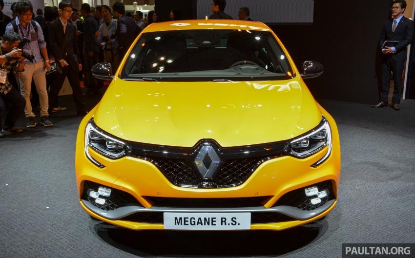 Tokyo 2017: Renault Megane RS – 280 hp hot hatch Image #732414