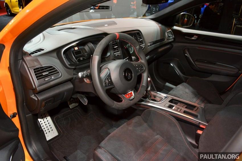 Tokyo 2017: Renault Megane RS – 280 hp hot hatch Image #732419