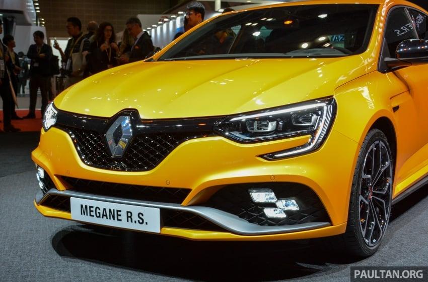 Tokyo 2017: Renault Megane RS – 280 hp hot hatch Image #732404