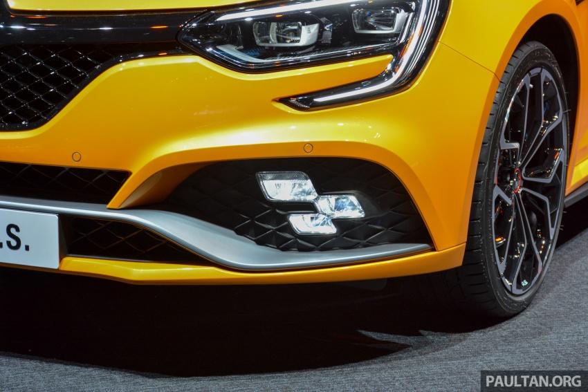 Tokyo 2017: Renault Megane RS – 280 hp hot hatch Image #732406