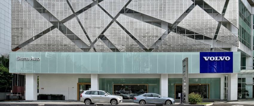 Volvo opens new KL showroom with Sisma Auto Image #742905