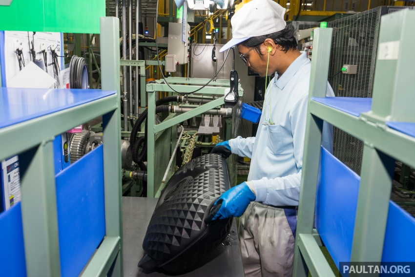 Sakamoto opens new factory – first manufacturer of plastic fuel tanks in M'sia, used on 2018 Perodua Myvi Image #744746