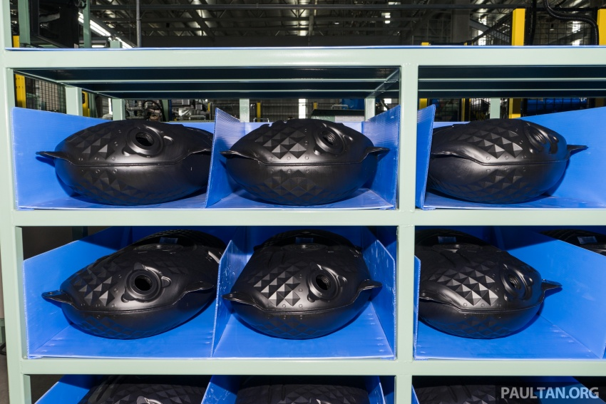 Sakamoto opens new factory – first manufacturer of plastic fuel tanks in M'sia, used on 2018 Perodua Myvi Image #744749