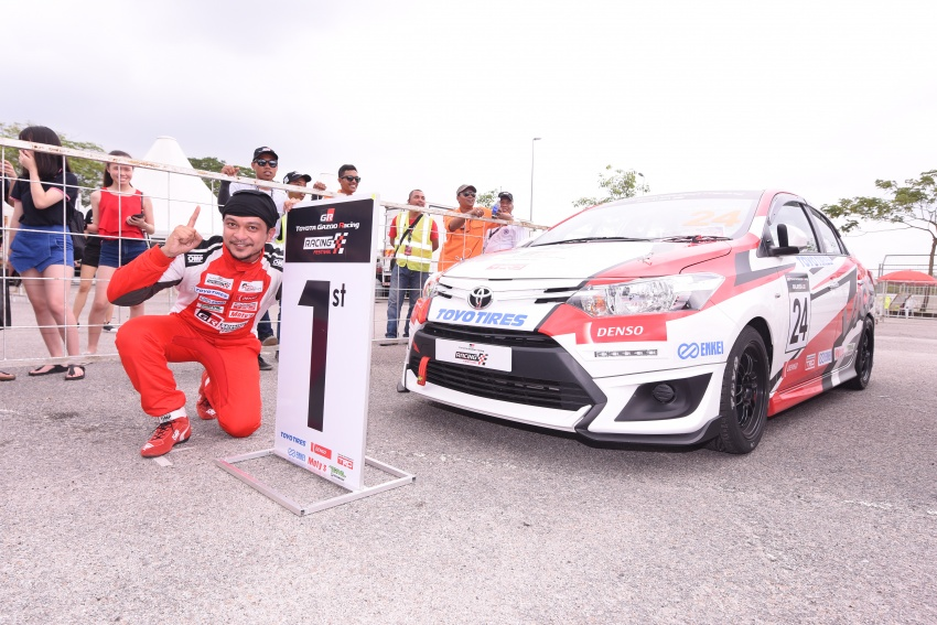 Toyota Gazoo Racing festival – thrills, spills at MAEPS Image #744225