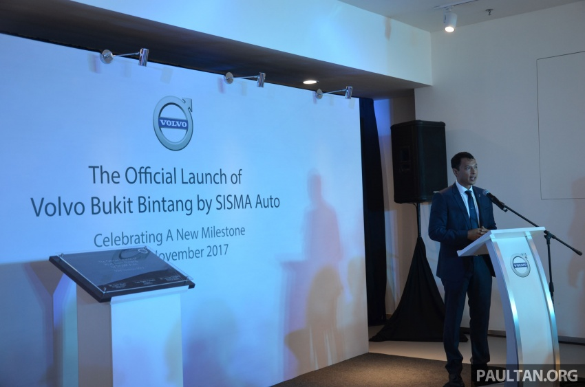 Volvo opens new KL showroom with Sisma Auto Image #742906