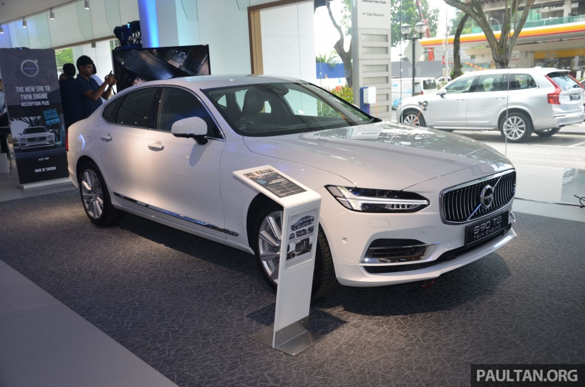 Volvo opens new KL showroom with Sisma Auto Image #742920