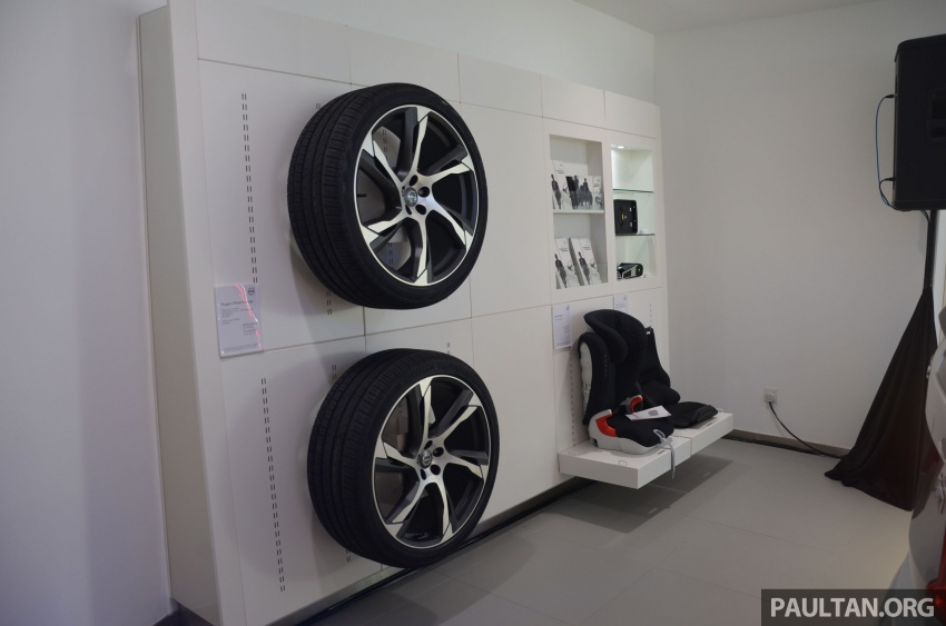 Volvo opens new KL showroom with Sisma Auto Image #742925