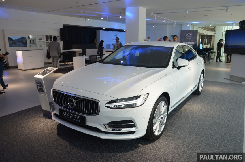 Volvo opens new KL showroom with Sisma Auto Image #742928