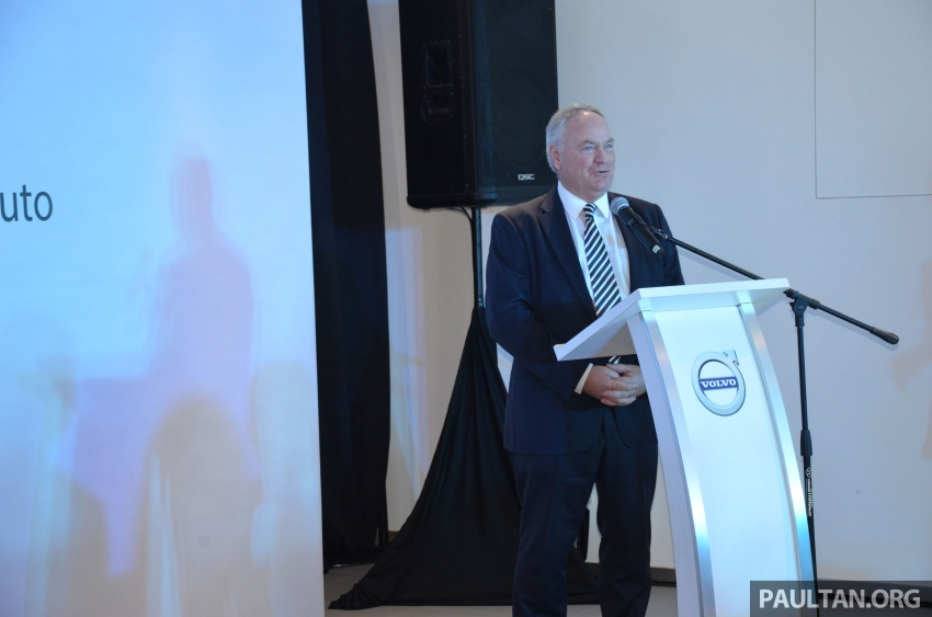 Volvo opens new KL showroom with Sisma Auto Image #742910