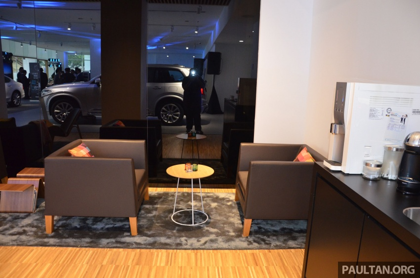 Volvo opens new KL showroom with Sisma Auto Image #742914