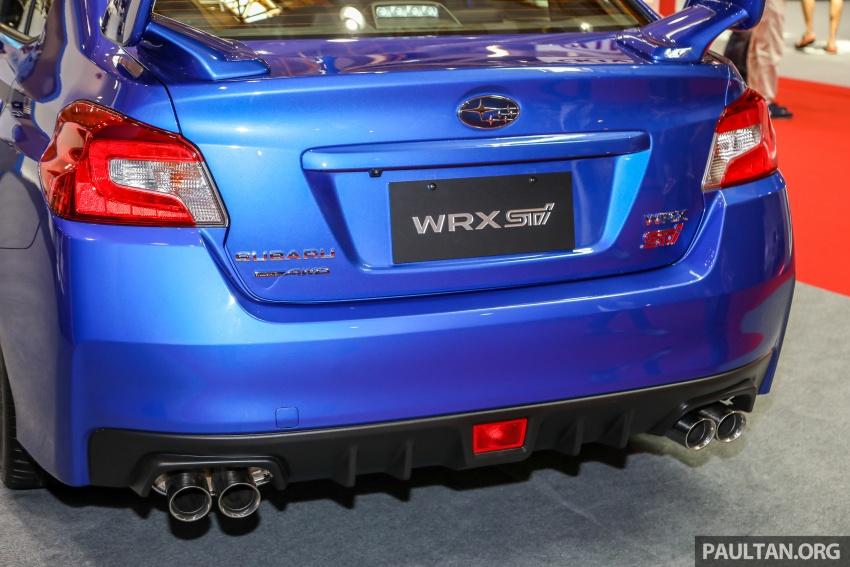2018 Subaru WRX STI previewed in M'sia – RM309,647 Image #735528