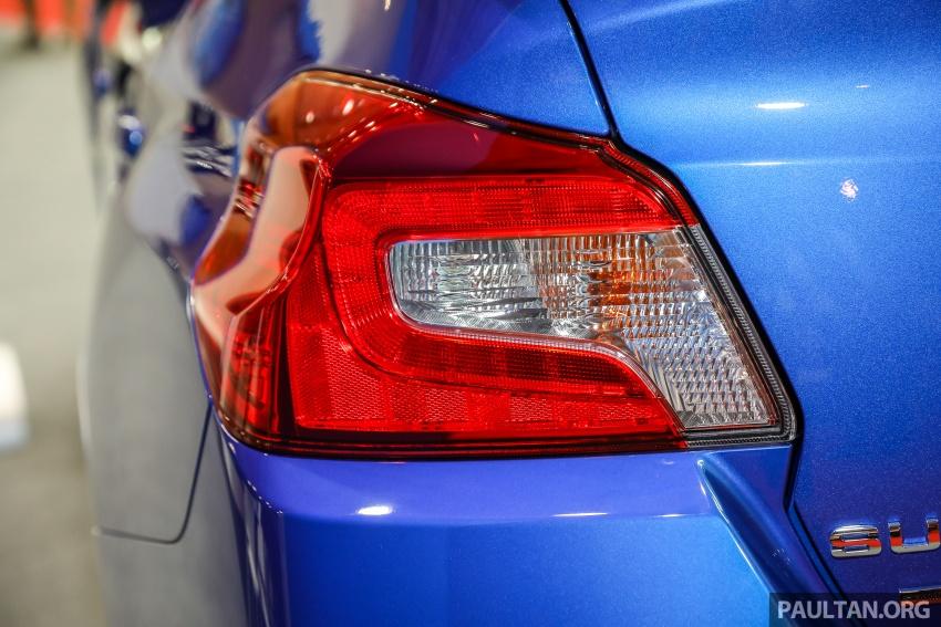 2018 Subaru WRX STI previewed in M'sia – RM309,647 Image #735529