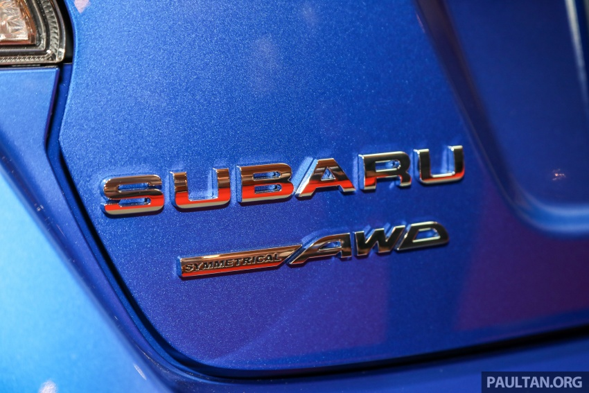 2018 Subaru WRX STI previewed in M'sia – RM309,647 Image #735535