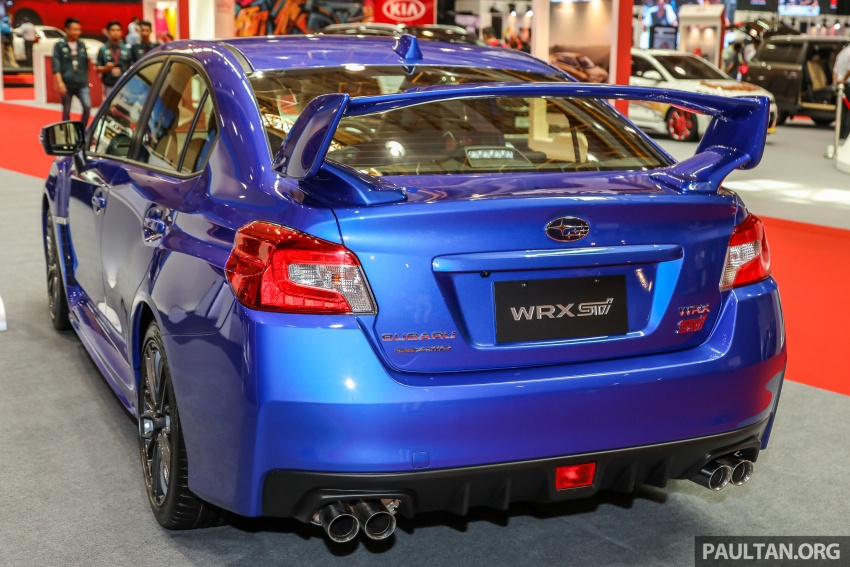 2018 Subaru WRX STI previewed in M'sia – RM309,647 Image #735509
