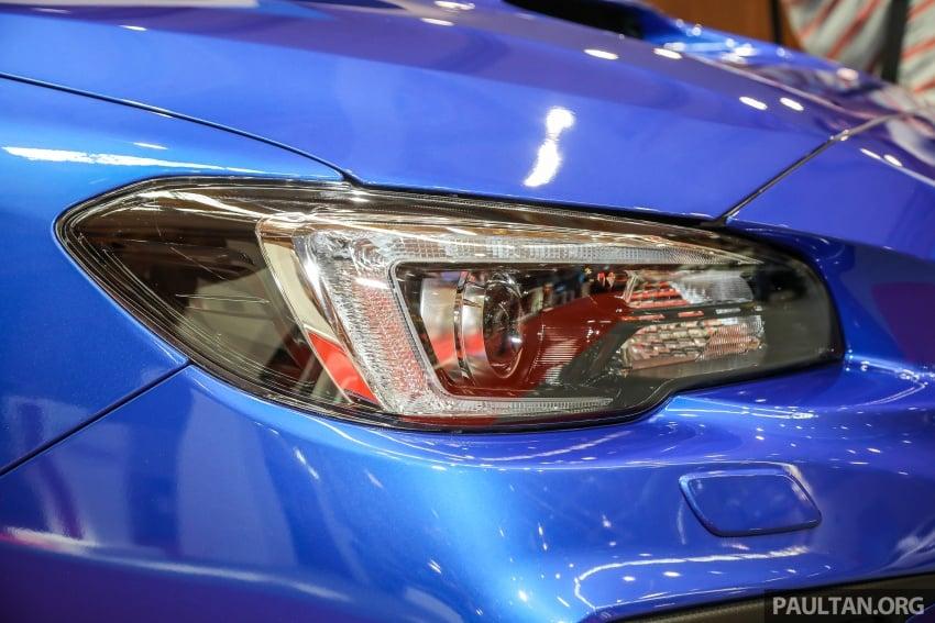 2018 Subaru WRX STI previewed in M'sia – RM309,647 Image #735514