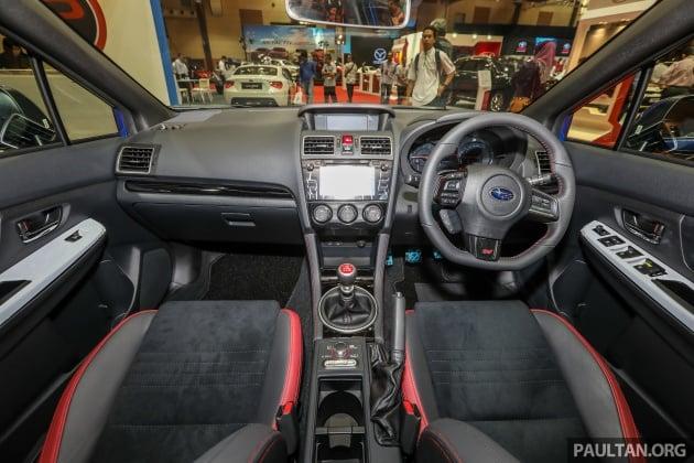 2018 Subaru Wrx Sti Previewed In M Sia Rm309 647