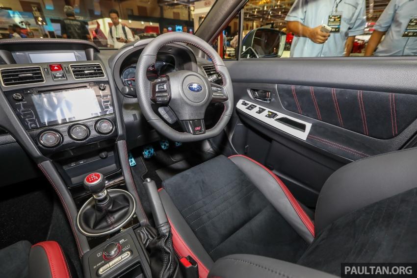 2018 Subaru WRX STI previewed in M'sia – RM309,647 Image #735557