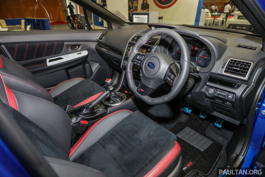 2018 Subaru WRX STI previewed in M'sia – RM309,647 Image #735540