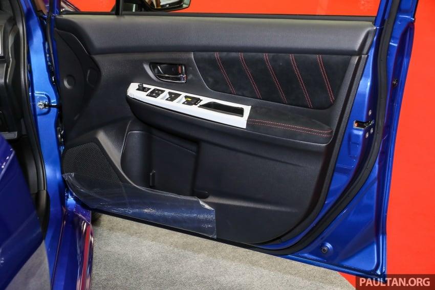 2018 Subaru WRX STI previewed in M'sia – RM309,647 Image #735573