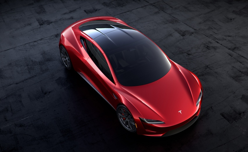 Tesla Roadster – second-generation debuts; 0-97 km/h in 1.9 seconds, 402 km/h top speed, 998 km range Image #740137