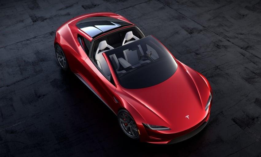 Tesla Roadster – second-generation debuts; 0-97 km/h in 1.9 seconds, 402 km/h top speed, 998 km range Image #740138