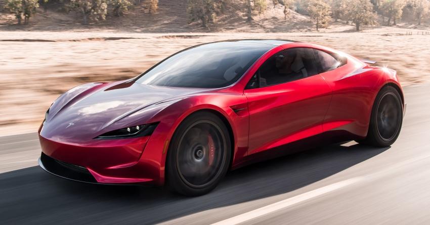 Tesla Roadster – second-generation debuts; 0-97 km/h in 1.9 seconds, 402 km/h top speed, 998 km range Image #740128