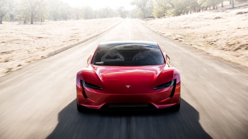Tesla Roadster – second-generation debuts; 0-97 km/h in 1.9 seconds, 402 km/h top speed, 998 km range Image #740129