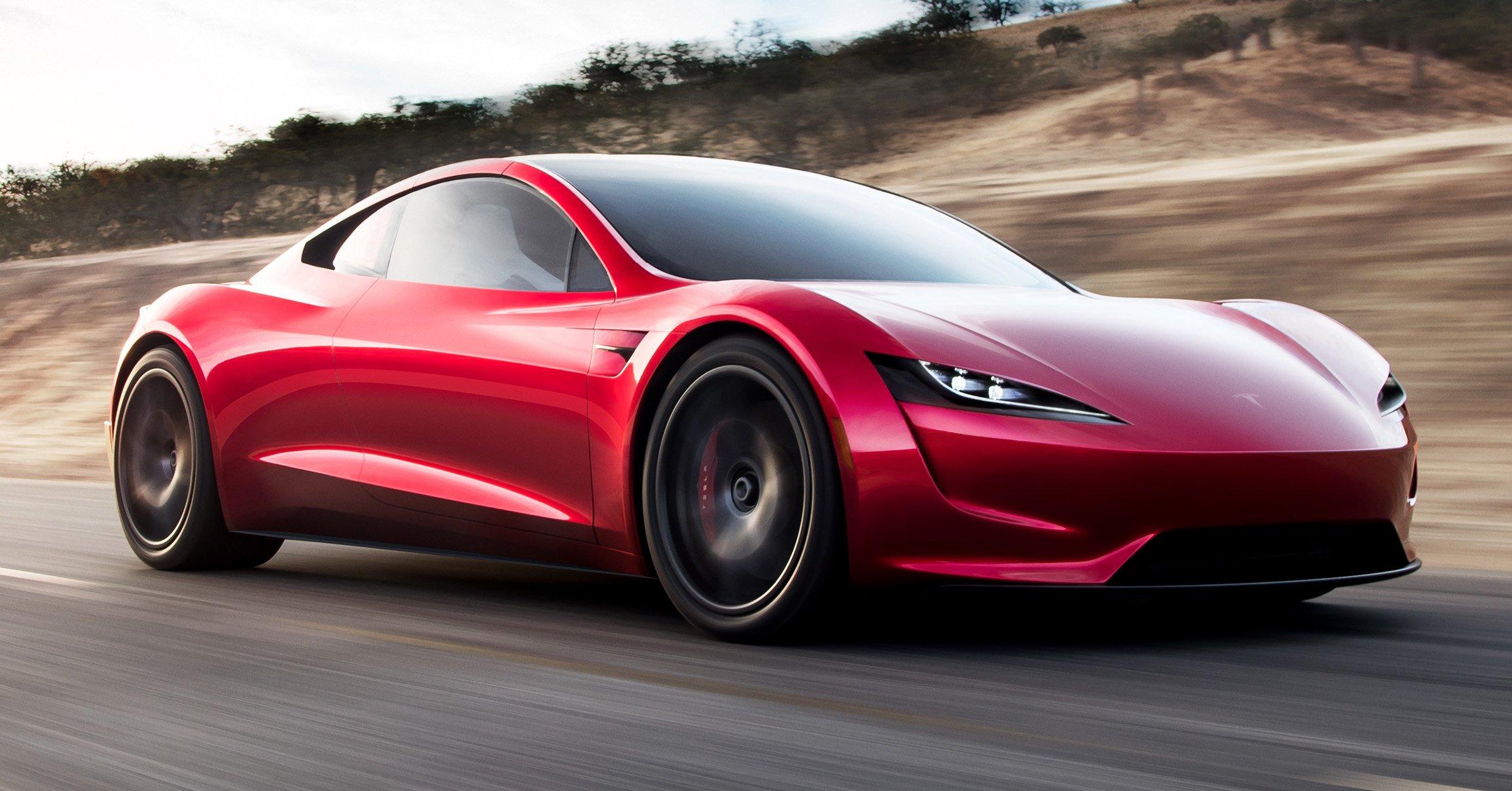 Elon Musk shocks with new Tesla Roadster - mashable.com