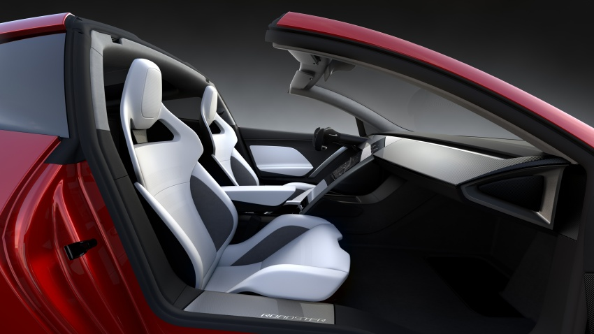 Tesla Roadster – second-generation debuts; 0-97 km/h in 1.9 seconds, 402 km/h top speed, 998 km range Image #740131