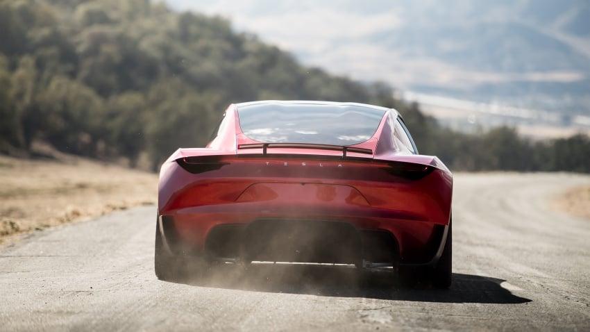 Tesla Roadster – second-generation debuts; 0-97 km/h in 1.9 seconds, 402 km/h top speed, 998 km range Image #740134