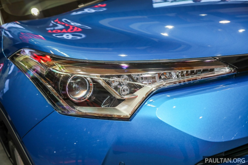 Toyota C-HR Malaysian spec previewed – CBU from Thailand, 141 PS 1.8 litre NA engine, 2018 launch Image #735260