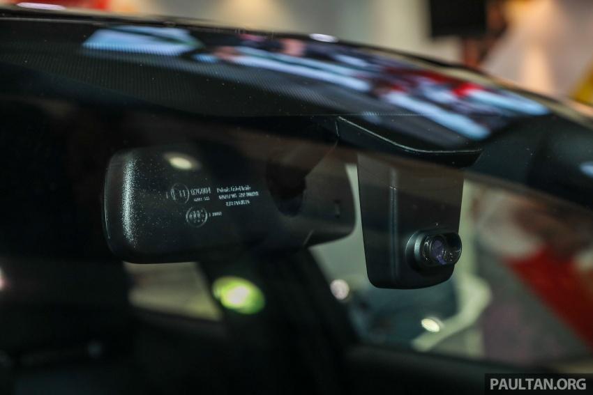 Toyota C-HR spesifikasi Malaysia dipertonton – enjin 1.8 liter NA 141 PS, sedikit perubahan pada ciri-ciri Image #735185