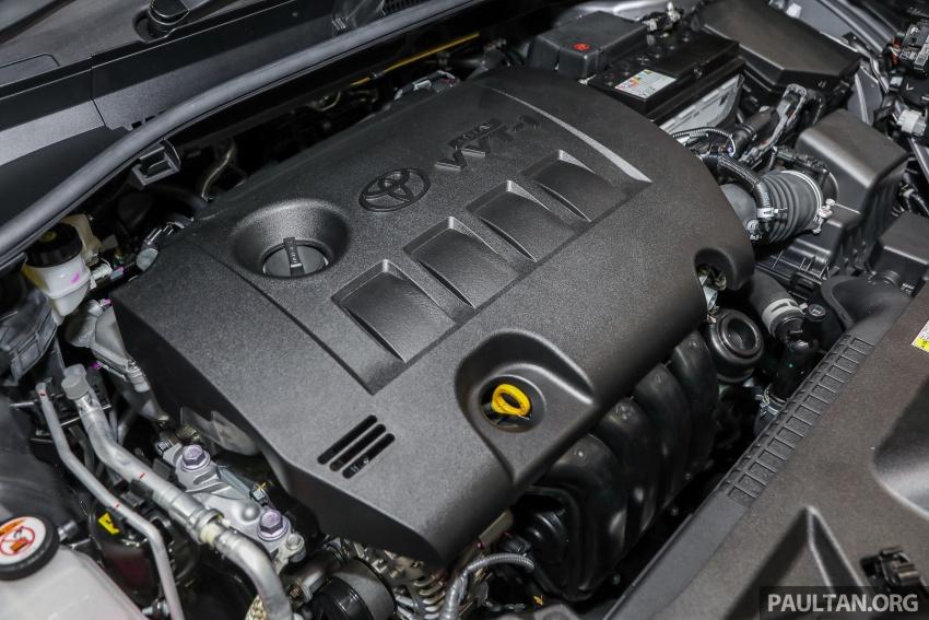Toyota C-HR spesifikasi Malaysia dipertonton – enjin 1.8 liter NA 141 PS, sedikit perubahan pada ciri-ciri Image #735206