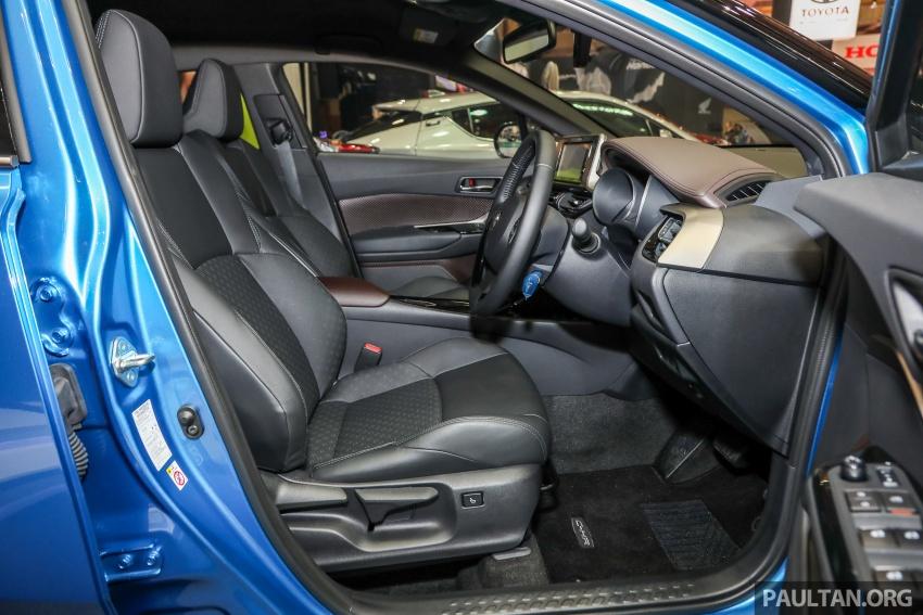 Toyota C-HR spesifikasi Malaysia dipertonton – enjin 1.8 liter NA 141 PS, sedikit perubahan pada ciri-ciri Image #735224