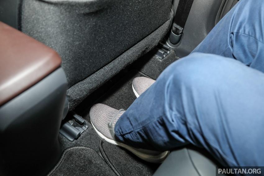 Toyota C-HR spesifikasi Malaysia dipertonton – enjin 1.8 liter NA 141 PS, sedikit perubahan pada ciri-ciri Image #735233