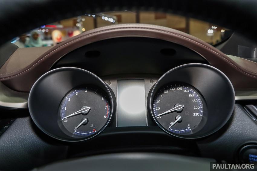 Toyota C-HR spesifikasi Malaysia dipertonton – enjin 1.8 liter NA 141 PS, sedikit perubahan pada ciri-ciri Image #735210