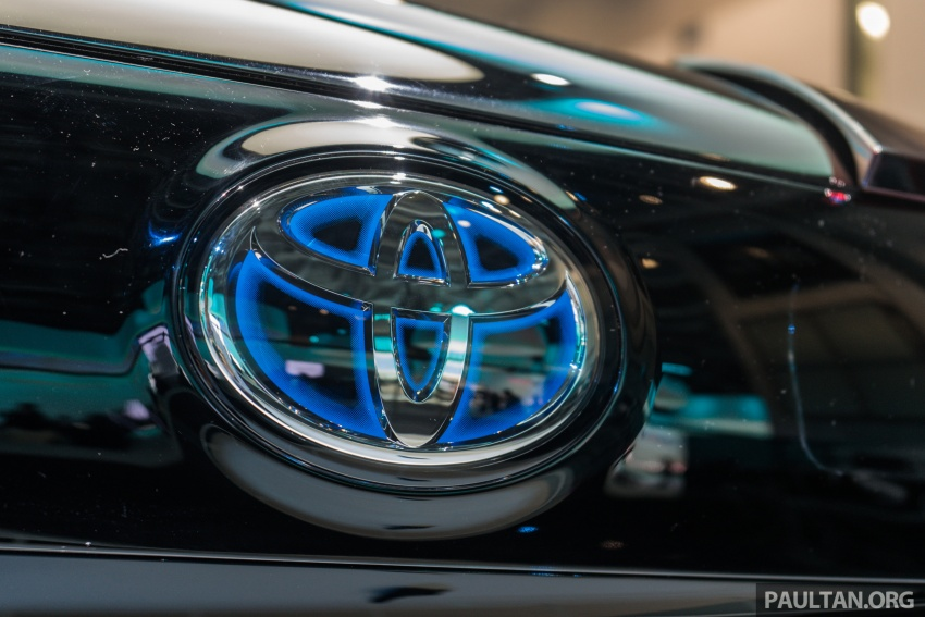 Tokyo 2017: Toyota Fine-Comfort Ride showcases new hydrogen technology – six seats, 1,000 km range Image #732078
