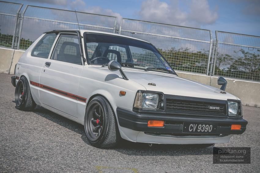 Toyota Starlet KP61 1984 – Kambing <em>rare</em> 3-pintu! Image #737393
