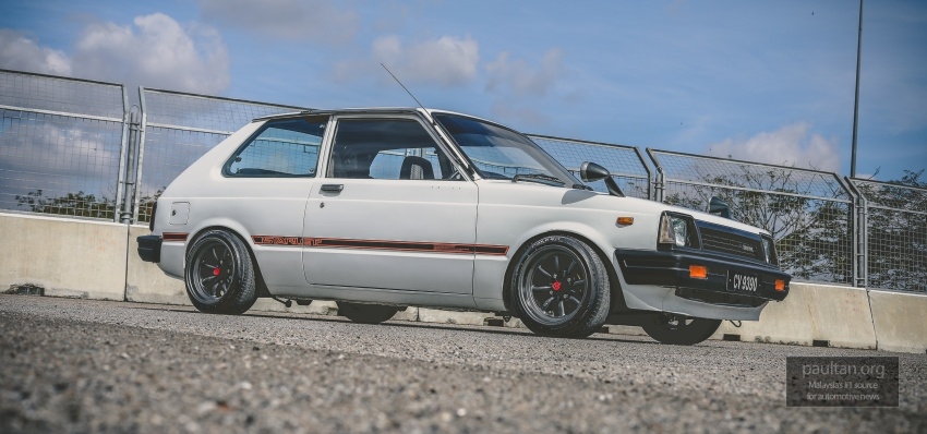 Toyota Starlet KP61 1984 – Kambing <em>rare</em> 3-pintu! Image #737394