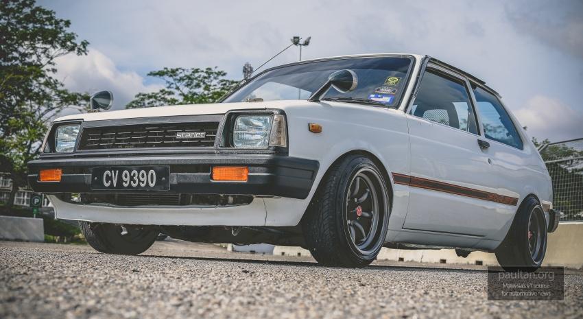 Toyota Starlet KP61 1984 – Kambing <em>rare</em> 3-pintu! Image #737395