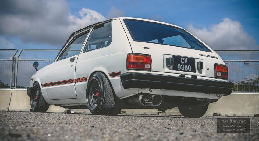 Toyota Starlet KP61 1984 – Kambing <em>rare</em> 3-pintu! Image #737399