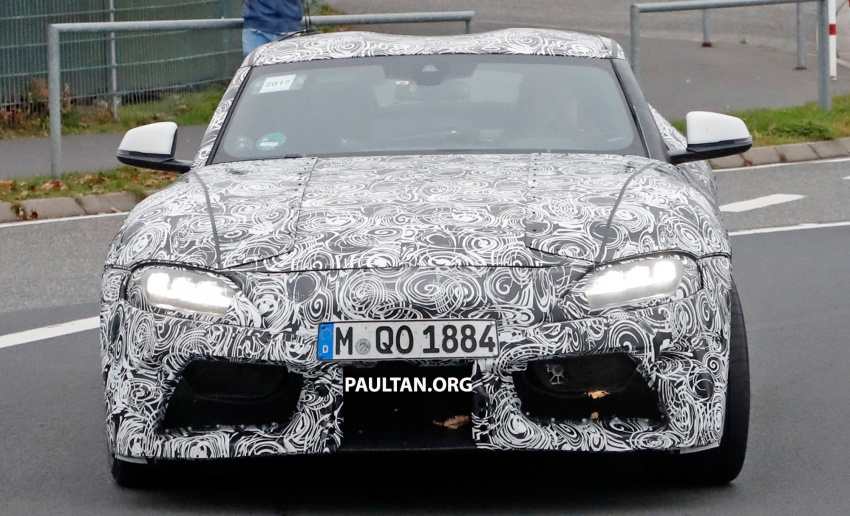 It's Gazoo Racing Supra, not Toyota Supra – report Image #732606