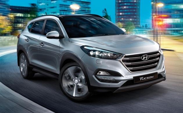 Hyundai Tucson - 2.0L Premium 4WD debuts, RM160k