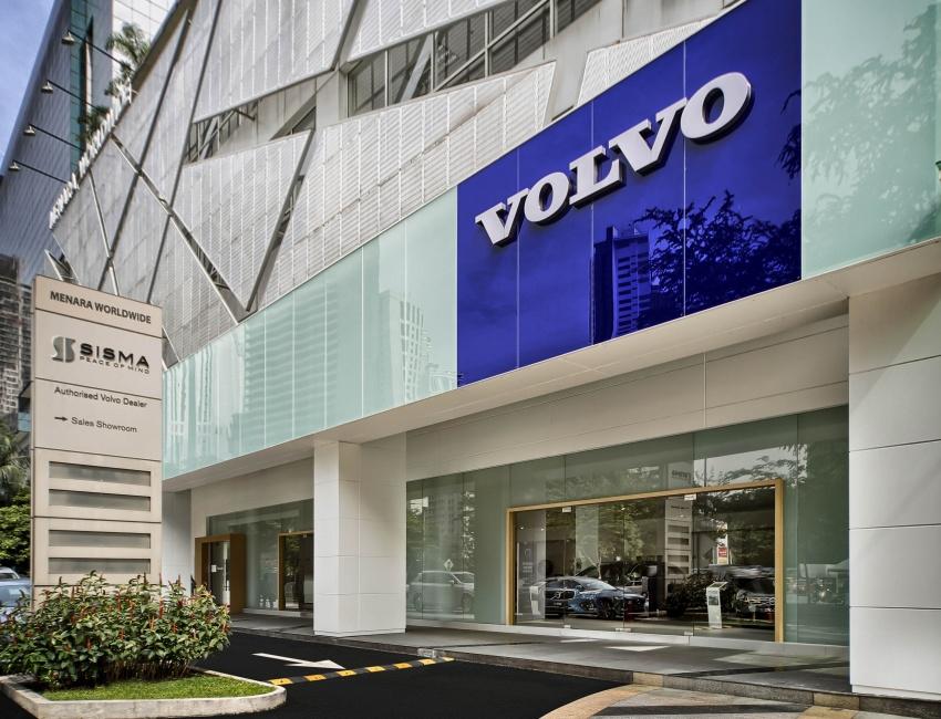 Volvo opens new KL showroom with Sisma Auto Image #743015
