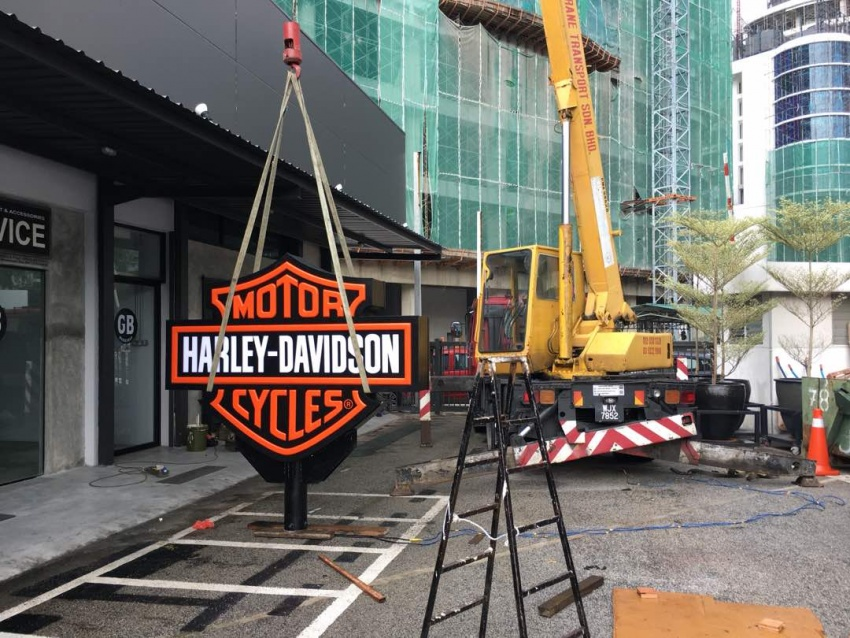 Harley-Davidson Malaysia moves into new home? Image #743614